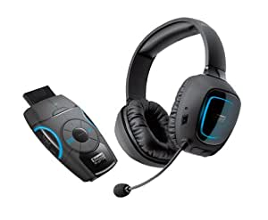 Creative Sound Blaster Recon 3D and Omega Wireless Headset Bundle (GH0200)