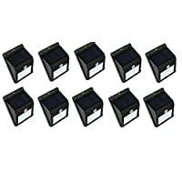 Solar motion light,one set of 10 pcs,night sensor light