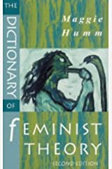 The Dictionary of Feminist Theory Paperback