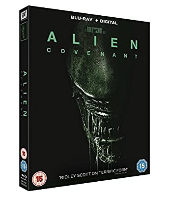 Alien: Covenant [Blu-ray] [2017] : everything £5 (or less!)