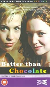 Better Than Chocolate [VHS]