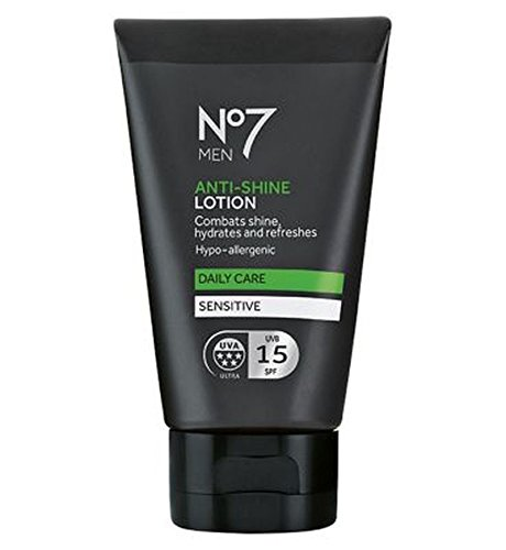No7 Männern Anti-Glanz Lotion 50Ml