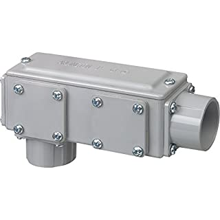 Arlington Industries 939NM-1 Universal AnyBODY Conduit Body Converts to LB T LL LR or C (Pack of 1), 4
