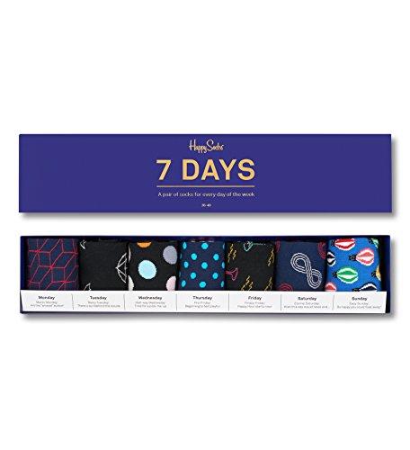 Happy Socks 7 Days Multi