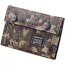 a5a41f9212a69 Herren Jungen Geldbörse Portemonnaie in diversen Camo Design Retro Wallet  Schüleretui Geldbeutel Card Case Holder