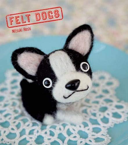 Felt Dogs por Mitsuki Hoshi