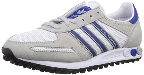 collegiate ftwr La Sneakers White Grau Grey Solid Adidas lgh Originals erwachsene Unisex Trainer Royal Sx51Xwg7qv