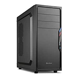 Sedatech PC Gamer Casual Unité Centrale AMD A4-5300 2x3.4Ghz , Geforce GT630 1024Mo, 8Go RAM, 1000Go HDD, USB 3.0, Full HD 1080p, Alim 80+, Win 7