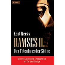 Ramses  II., Das Totenhaus der Söhne