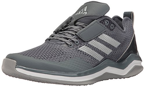 Adidas Speed Trainer 3.0 Synthétique Baskets Onix/Metallic Silver/White