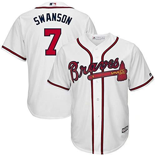 TOP LUCKY 2019/20 personalisierte Baseball-Trikots Outdoor-Sport Männer T-Shirt Jersey, Jugend benutzerdefinierte Namen und Nummer Fan Jersey -