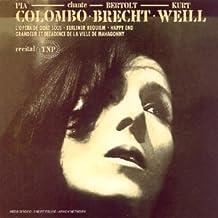 Chante Brecht et Weill