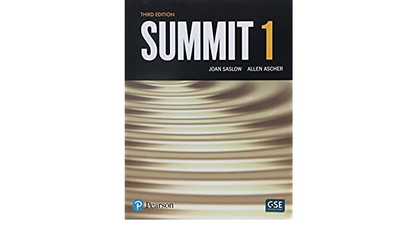Summit 1 Student Book Pdf