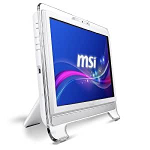 msi wind top ordinateur de bureau 20 hdd 500 go ram 4096 mo pentium informatique. Black Bedroom Furniture Sets. Home Design Ideas