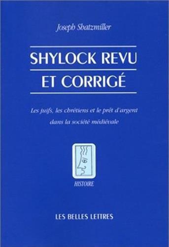Shylock revu et corrigé