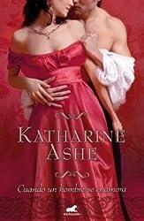 [ Cuando Un Hombre Se Enamora (Spanish) ] By Ashe, Katharine (Author) [ Mar - 2013 ] [ Hardcover ]