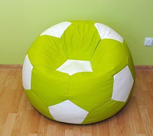 ItalPol Produkt Puff Pouf Pouffe Bean Bag Football