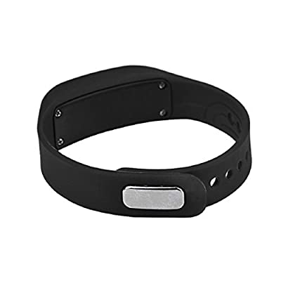 OverDose Damen Herren Gummi LED Uhr Datum Sports Armband Digital Armbanduhr