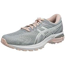 ASICS Women´'s GT-2000 8 Trail Running Shoe, Sheet Rock/Pure Silver, 4.5 UK
