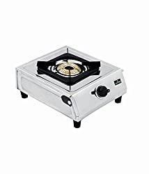 Sunshine Single Jumbo Burner Supreme All Stainless Still Manual Gas Stove