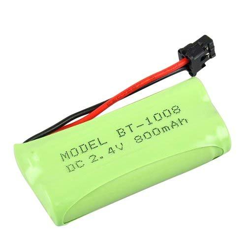 SODIAL(R) Westronics Bateria de telefono sin cable para Uniden BT-1008 WORKS WITH43-269 BT-1008S