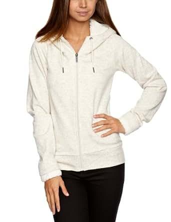 Bench Acebase Women's Sweatshirt Sleet Marl Large