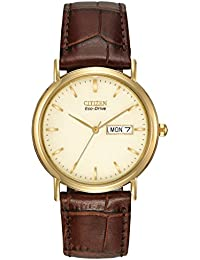 Citizen Eco-Drive Gents' Strap Watch