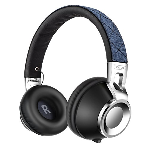 Sound-Intone-CX05-HIFI-Kopfhrer-Stereo-Headset-Bass-Mode-Design-Faltbarer-unverknoteter-mit-Mikrofon-fr-Smartphone-Ipod-Ipad-PC