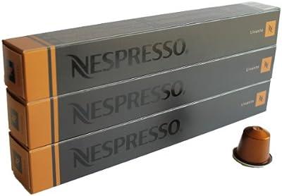 NESPRESSO Espresso Livanto - 30 Cápsulas