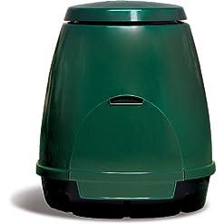 Mattiussi Ecologia S.p.A. COMPOSTER 310 Litri – aeratore Manuale e Contenitore per L'Organico Inclusi