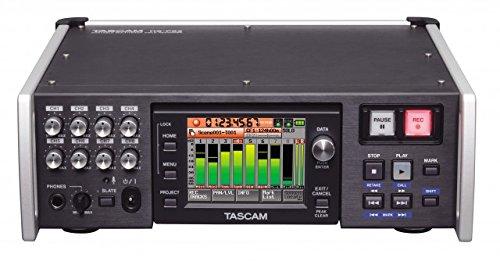 Tascam HSP82 - Hs-p82 grabador digital portatil 8 pistas compact flash
