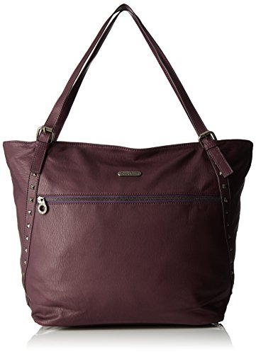 Little Marcel - Do01, Borse Tote Donna Viola (Burgundy)