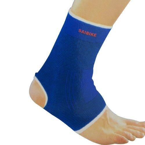 Fussgelenk Stütz Bandage 2 Stück Fußbandagen Knöchelbandage Fussbandage Fuss Fuß elastisch