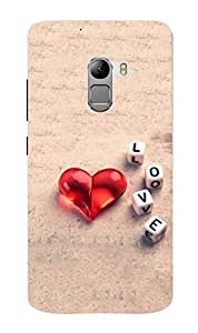 Insane Lenovo K4 Note Back Cover -Premium Designer Case and Covers for Lenovo K4 Note