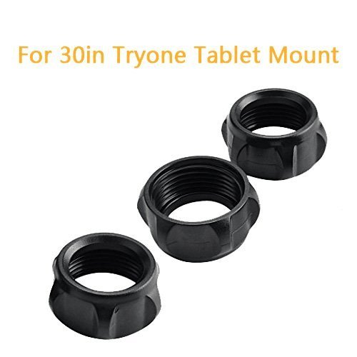 Tryone 30in Tablet Mount Nuts(3Pack) for IT