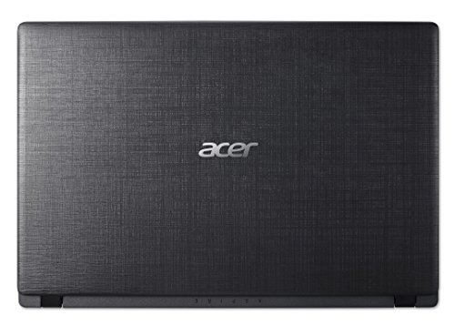 Acer Aspire 3 A315 51 39WQ 3962 cm 156 Zoll the a lot of HD matt multimedia system Notebook Intel root i3 6006U 4GB RAM 128GB SSD 1000GB HDD Intel HD Win 10 schwarz Notebooks