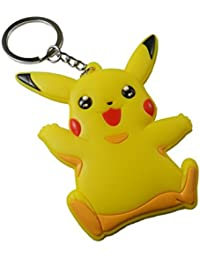 CDP Soft Rubber Pikachu Rubber Keychain SingleSide Keychain