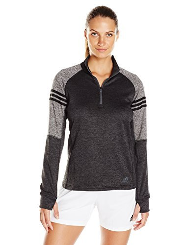 Adidas Women S Team Issue Fleece 1 4 Zip Jacket