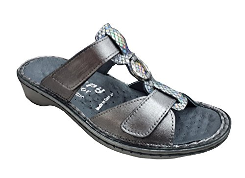 Stuppy Mesdames Mule 1568-1080 Argent silber