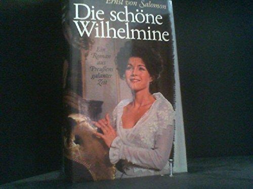 Ein Roman aus Preussens galanter Zeit.