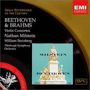 Plays Beethoven & Brahms Cons