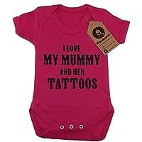 Metallimonsters 'i love my mummy e la sua Tatuaggi