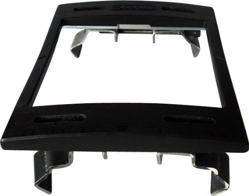 Bobike Gepäckträgerhalterung Montagebügel Universal für Click & Fix, schwarz, FA003536043