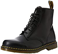 Dr. Martens 1460Z DMC  Dr. med. Martens boots have become icons known around the world for their uncompromising looks, durability and comfort. These models embody all that Dr. Makes Martens real and unique.  8-Hole 1460 Boots  The Smooth Leat...