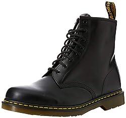 Dr. Martens Unisex-Erwachsene 1460 Bootsschuhe Schwarz (Black 001), 38 EU