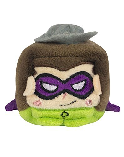 Kawaii Cubes DC Comics The Riddler Plush