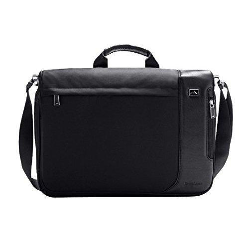 Brenthaven Laptop-taschen (Brenthaven - 1801101 - Broadmore Messenger Bag/Laptoptasche bis 15