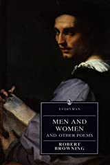 Browning : Men and Women & Other Poems (Everyman) Paperback