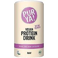 Purya Vegan Protein Drink 100% Raw - 550 gr