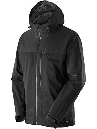 salomon-la-cote-veste-impermeable-black